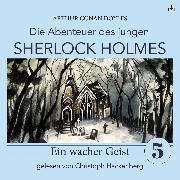 Cover-Bild zu Sherlock Holmes: Ein wacher Geist (Audio Download)
