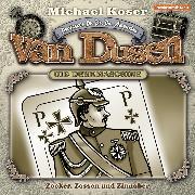 Cover-Bild zu Professor van Dusen, Folge 15: Zocker, Zossen und Zinnober (Audio Download)
