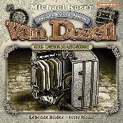Cover-Bild zu Professor van Dusen, Folge 10: Lebende Bilder - toter Mann (Audio Download)