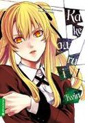 Cover-Bild zu Kakegurui Twin 01 von Kawamoto, Homura