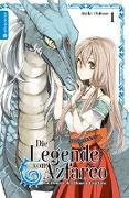 Cover-Bild zu Die Legende von Azfareo 01 von Chitose, Shiki