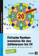 Cover-Bild zu Einfache Rechenmandalas für den Zahlenraum bis 20 von Block, Sophie