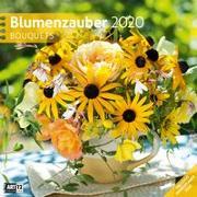 Cover-Bild zu Blumenzauber 2020 von Ackermann Kunstverlag (Hrsg.)