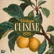Cover-Bild zu Vintage Cuisine 2020 von Ackermann Kunstverlag (Hrsg.)