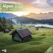 Cover-Bild zu Alpen 2020 von Ackermann Kunstverlag (Hrsg.)