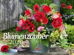 Cover-Bild zu Blumenzauber 2020 von Strauß, Friedrich