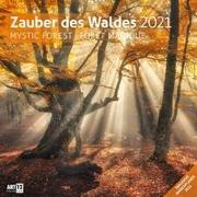 Cover-Bild zu Zauber des Waldes Kalender 2021 - 30x30 von Ackermann Kunstverlag (Hrsg.)
