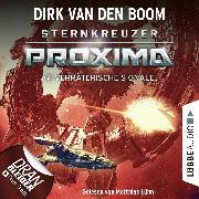 Cover-Bild zu Verräterische Signale - Sternkreuzer Proxima, Folge 2 (Ungekürzt) (Audio Download)