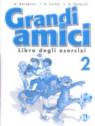 Cover-Bild zu Livello 2: Libro degli esercizi - Grandi amici