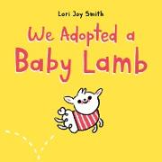 Cover-Bild zu We Adopted a Baby Lamb (eBook)