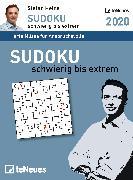 Cover-Bild zu Stefan Heine Sudoku schwierig bis extrem 2020 TAK