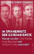 Cover-Bild zu Harkavy, Robert E.: Im Spinnennetz der Geheimdienste (eBook)