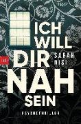 Cover-Bild zu Nisi, Sarah: Ich will dir nah sein