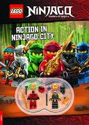 Cover-Bild zu LEGO® NINJAGO® - Action in Ninjago City