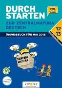 Cover-Bild zu Durchstarten zur Zentralmatura 2018. Deutsch AHS/BHS. Set Buch + E-Book von Hofer, Jutta