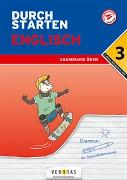 Cover-Bild zu Durchstarten Englisch 3. Klasse Mittelschule/AHS Grammatik üben von Zach, Franz