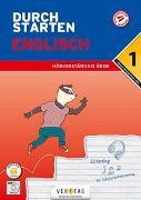 Cover-Bild zu Durchstarten Englisch 1. Klasse Mittelschule/AHS Hörverständnis üben von Eisinger-Müllner, Nicole