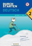 Cover-Bild zu Durchstarten Deutsch 3. Klasse Mittelschule/AHS Grammatik üben