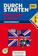 Cover-Bild zu Durchstarten Englisch Grammatik 5 bis 9 1.-5. Klasse HS/NMS/AHS. Coachingbuch von Zach, Franz