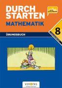 Cover-Bild zu Durchstarten Mathematik 8. Übungsbuch von Olf, Markus