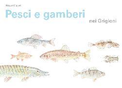 Cover-Bild zu Pesci e gamberi nei Grigioni