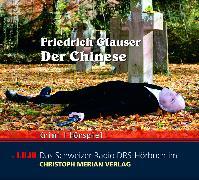 Cover-Bild zu Wachtmeister Studer: Der Chinese (Audio Download) von Glauser, Friedrich
