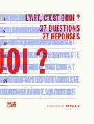Cover-Bild zu L'art c'est quoi? von Fondation Beyeler (Hrsg.)