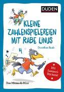 Cover-Bild zu Duden Minis (Band 25) - Kleine Zahlenspielereien mit Rabe Linus / VE3 von Raab, Dorothee