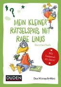 Cover-Bild zu Duden Minis (Band 6) - Mein kleiner Rätselspaß mit Rabe Linus / VE 3 von Raab, Dorothee