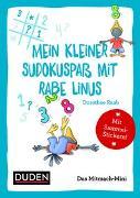 Cover-Bild zu Duden Minis (Band 11) - Mein kleiner Sudokuspaß mit Rabe Linus / VE 3 von Raab, Dorothee