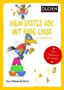 Cover-Bild zu Duden Minis (Band 18) - Mein erstes Abc mit Rabe Linus / VE3 von Raab, Dorothee