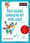 Cover-Bild zu Duden Minis (Band 19) - Mein kleines Einmaleins mit Rabe Linus von Raab, Dorothee