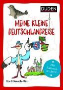 Cover-Bild zu Duden Minis (Band 20) - Meine kleine Deutschlandreise von Dudenredaktion