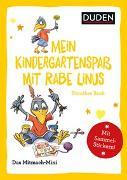 Cover-Bild zu Duden Minis (Band 27) - Mein Kindergartenspaß mit Rabe Linus / EB