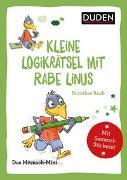 Cover-Bild zu Duden Minis (Band 26) - Kleine Logikrätsel mit Rabe Linus / VE3 von Raab, Dorothee