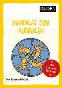 Cover-Bild zu Duden Minis (Band 29) - Mandalas zum Ausmalen / EB