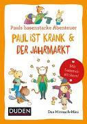 Cover-Bild zu Duden Minis (Band 2) - Pauls hasenstarke Abenteuer / VE 3 von Weber, Annette