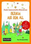 Cover-Bild zu Duden Minis (Band 14) - Pauls hasenstarke Abenteuer / VE 3 von Weber, Annette