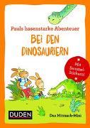 Cover-Bild zu Duden Minis (Band 15) - Pauls hasenstarke Abenteuer / VE 3 von Weber, Annette
