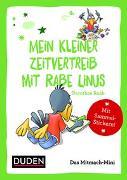 Cover-Bild zu Duden Minis (Band 09) - Mein kleiner Zeitvertreib mit Rabe Linus / VE 3 von Raab, Dorothee