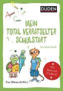 Cover-Bild zu Duden Minis (Band 35) - Mein total verrätselter erster Schultag von Weller-Essers, Andrea