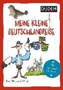 Cover-Bild zu Duden Minis (Band 20) - Meine kleine Deutschlandreise / VE 3 von Dudenredaktion