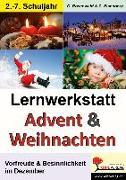 Cover-Bild zu Lernwerkstatt Weihnachten von Eisenberg, Claudia