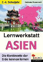 Cover-Bild zu Lernwerkstatt ASIEN
