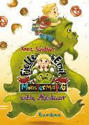 Cover-Bild zu Fjelle und Emil - Monstermäßig wilde Abenteuer von Scheller, Anne