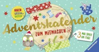 Cover-Bild zu Adventskalender zum Mitmachen von Scheller, Anne