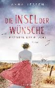 Cover-Bild zu Jessen, Anna: Die Insel der Wünsche - Gezeiten des Glücks