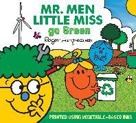 Cover-Bild zu Mr. Men Little Miss go Green