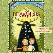 Cover-Bild zu Unser Lehrer ist ein Elch (Audio Download) von Baumbach, Martina