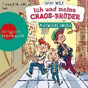Cover-Bild zu Alarmstufe Umzug - Ich und meine Chaos-Brüder (Audio Download) von Welk, Sarah